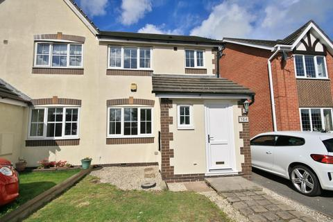 3 bedroom semi-detached house to rent - James Atkinson Way, Crewe