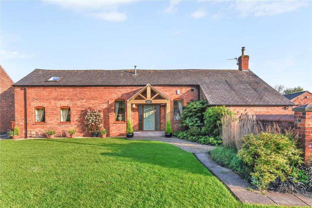 3 Bedrooms Unique Property for sale in Station Road, Upper Broughton, Melton Mowbray