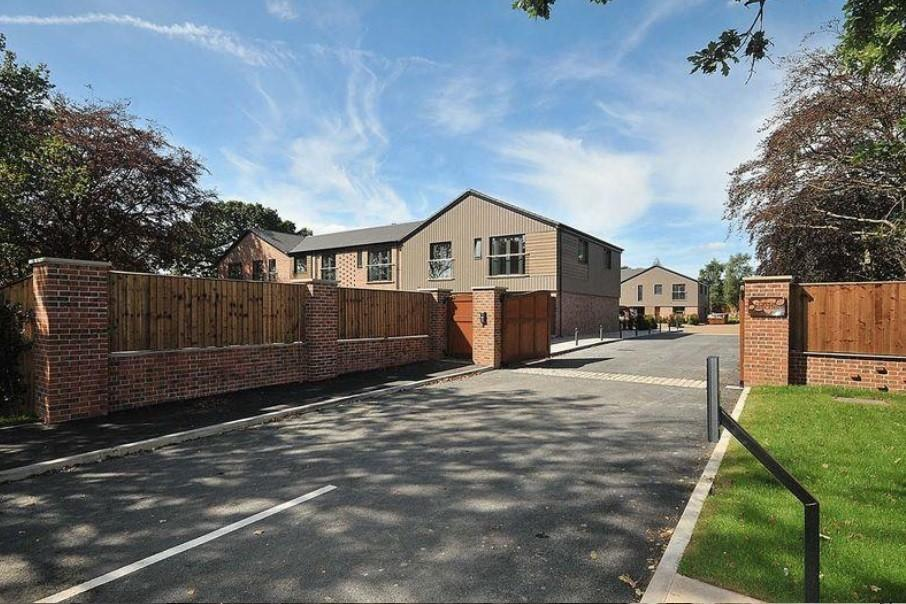 4 Bedrooms Mews House for sale in 3 Copper Beeches, West Lane, High Legh