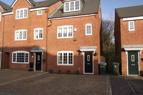 4 bedroom end of terrace house for sale - George Street, OL16