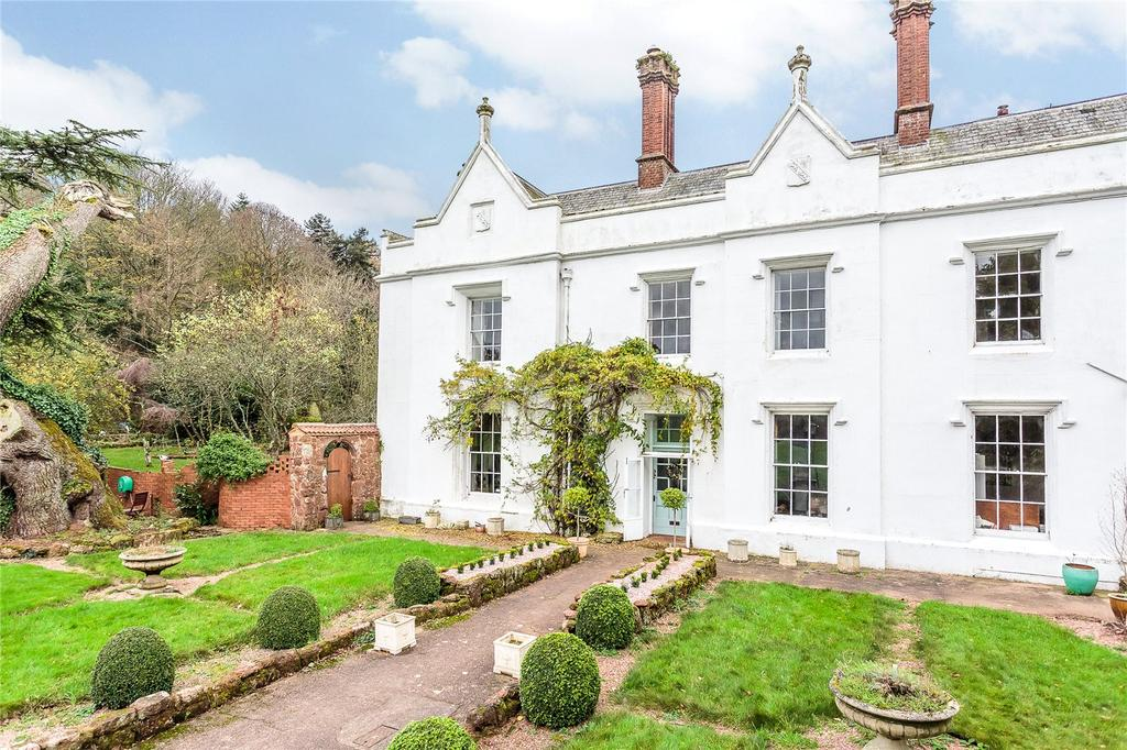 4 Bedrooms House for sale in Peamore House, Alphington, Exeter, Devon