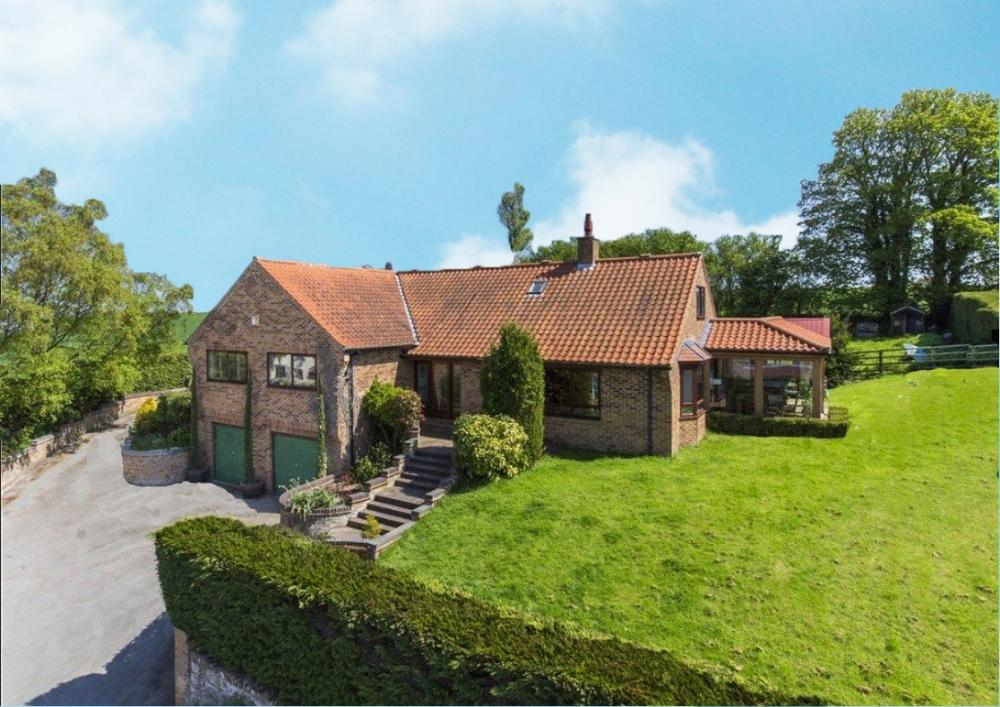 5 Bedrooms Bungalow for sale in Rashdyke, Hutton Conyers, Ripon HG4 5DX