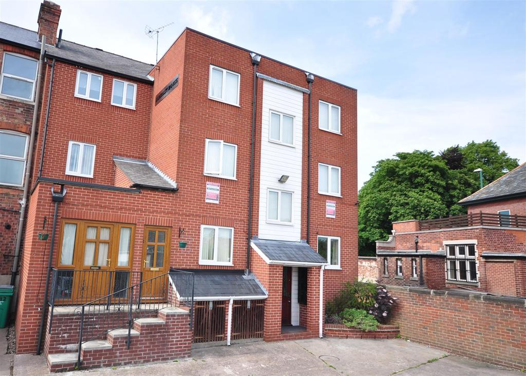 2 Bedrooms Flat for sale in Lambley Court, Mapperley, Nottingham, NG3 5QN