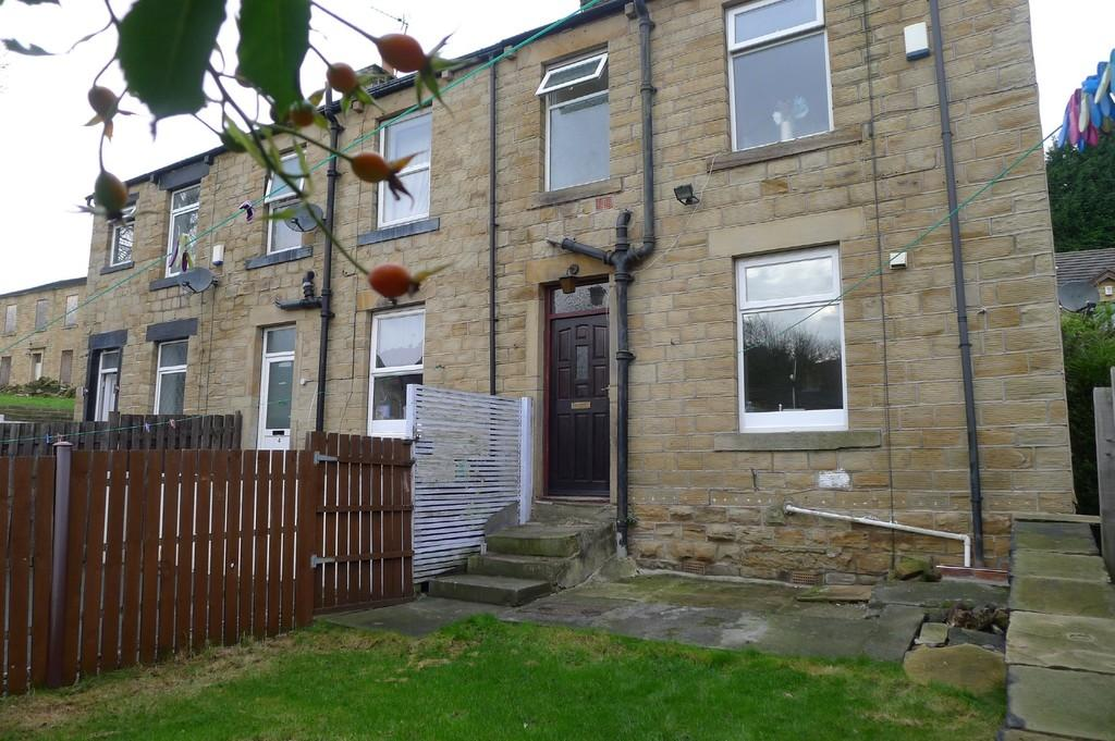 2 Bedrooms End Of Terrace House for sale in Top Of Carr, Batley