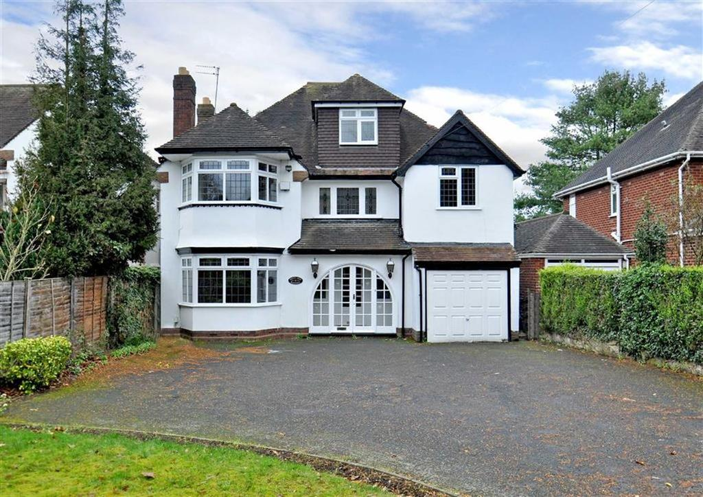 5 Bedrooms Detached House for sale in Woodstock, 98, Wrottesley Road, Tettenhall, Wolverhampton, West Midlands, WV6