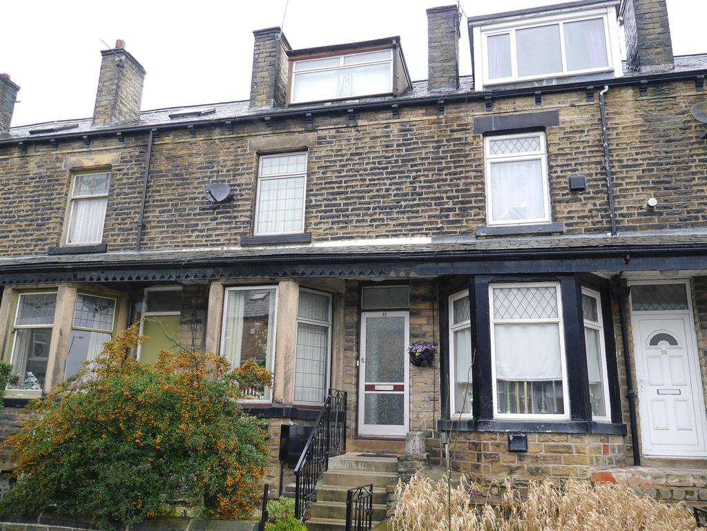 4 Bedrooms Terraced House for sale in Lister Avenue, East Bowling, BD4 7QP