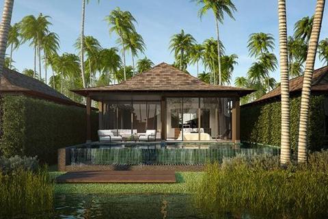 2 bedroom townhouse  - Stylish Resort Residences, Phuket