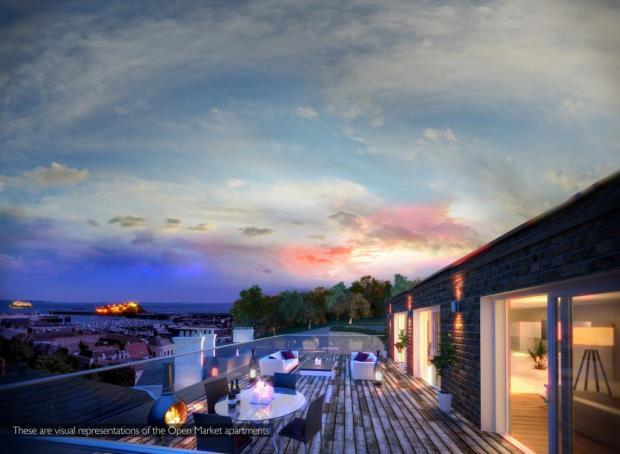 2 Bedrooms Apartment Flat for sale in St Julians Avenue, St. Peter Port