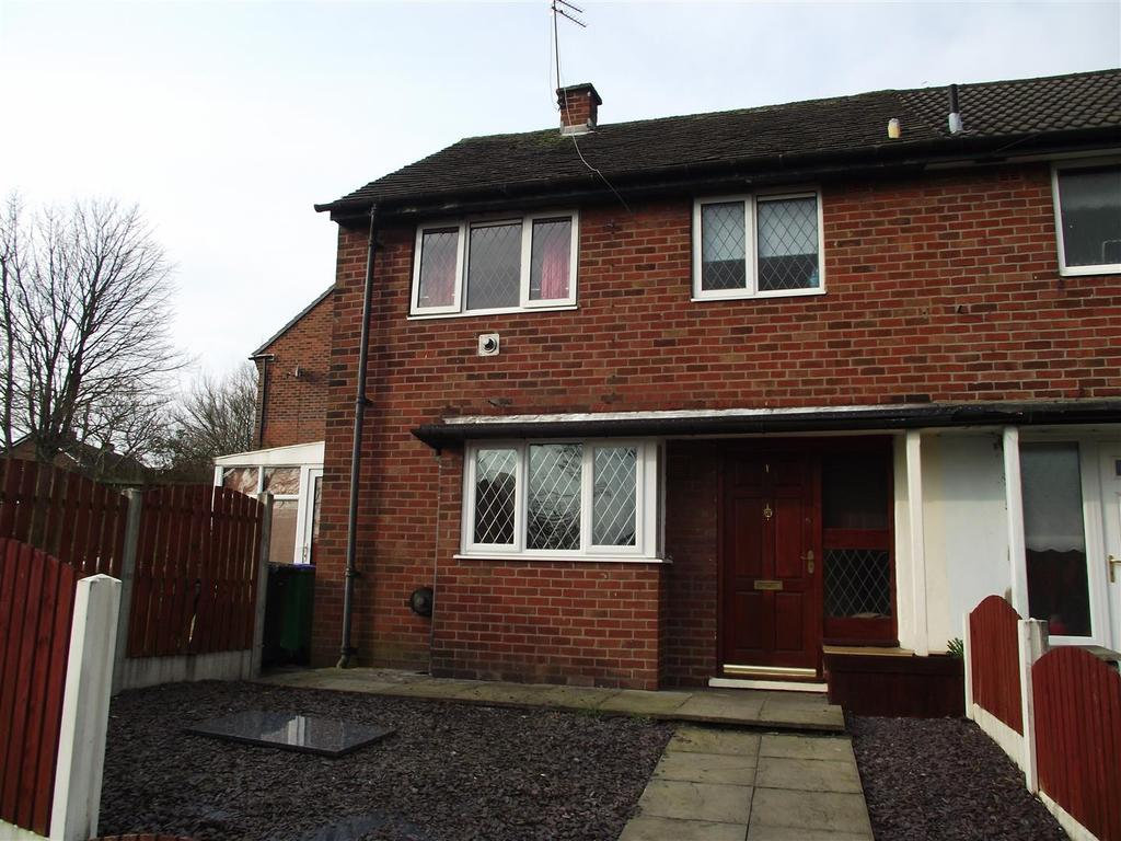 3 Bedrooms Semi Detached House for sale in Tintern Road, Hollin