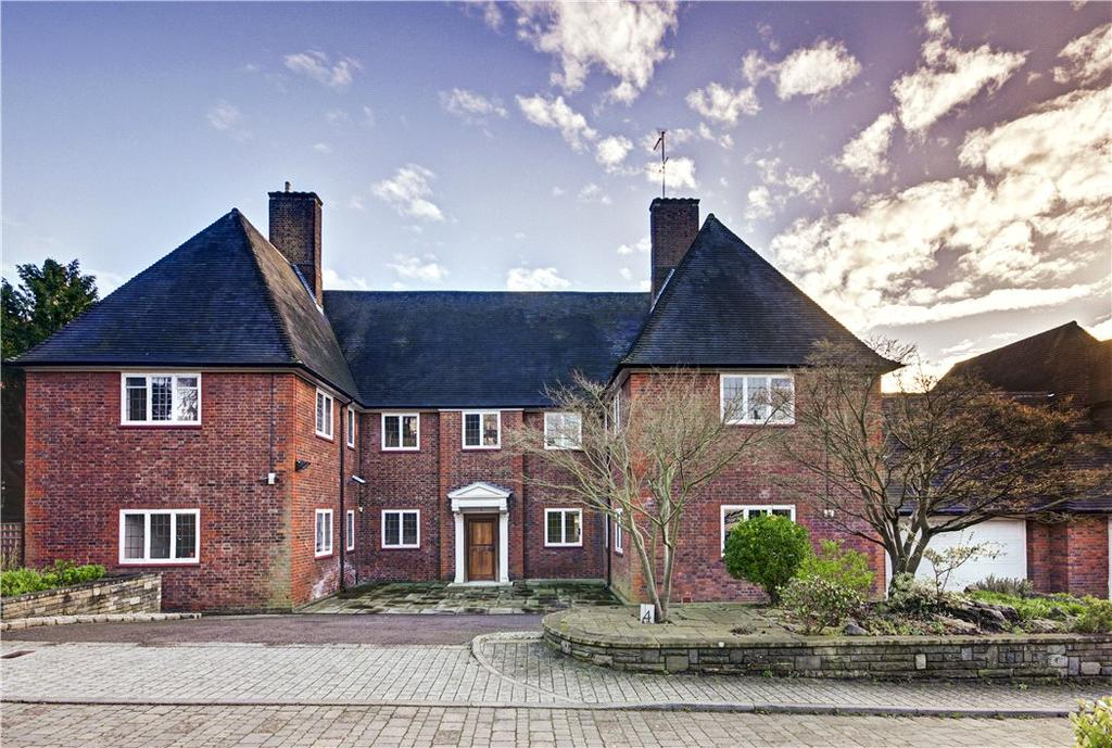 9 Bedrooms Detached House for sale in Linnell Drive, Hampstead Garden Suburb, London, NW11