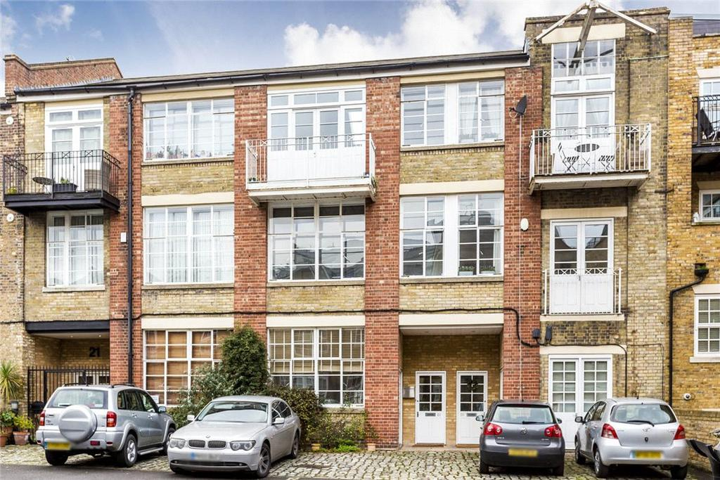 3 Bedrooms Mews House for sale in Welmar Mews, Clapham, London, SW4