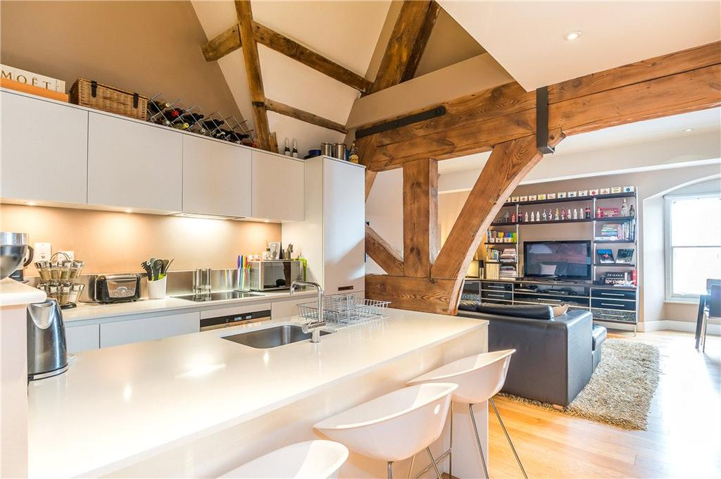 1 Bedroom Flat for sale in St. Pancras Chambers, Euston Road, London, NW1