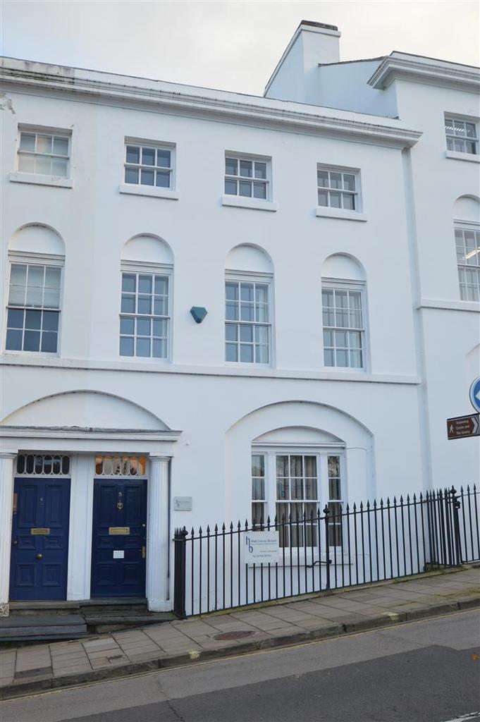 5 Claremont Bank Shrewsbury Sy1 1rw 6 Bed Terraced House