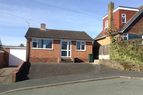 2 bedroom bungalow to rent - Greenfields Road, Bridgnorth, Shropshire