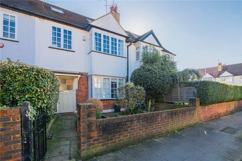 4 bedroom terraced house to rent - Wendell Road, Wendell Park, W12