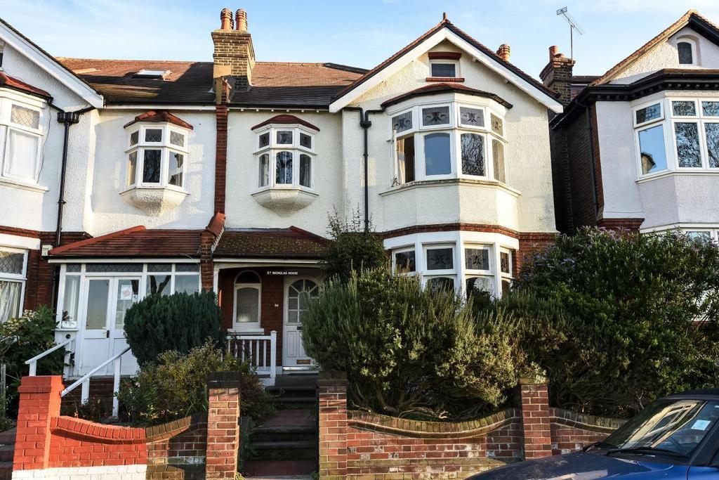 5 Bedrooms Semi Detached House for sale in Ferndene Road, Herne Hill, SE24