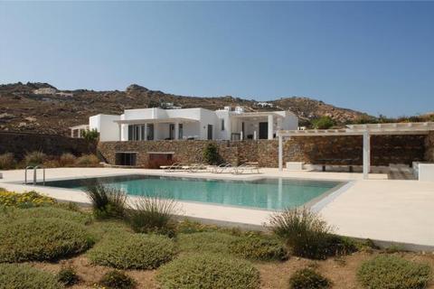 5 bedroom detached house  - Elia Beach Villa I, Elia Beach, Mykonos Island