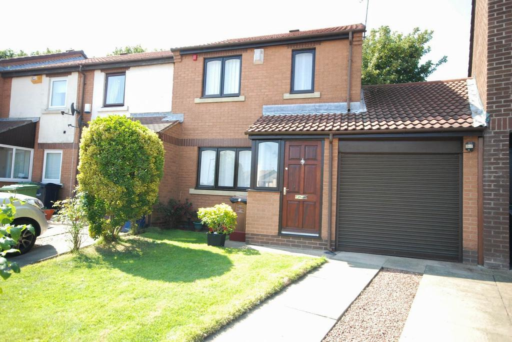 3 Bedrooms House for sale in The Leazes, Millfield