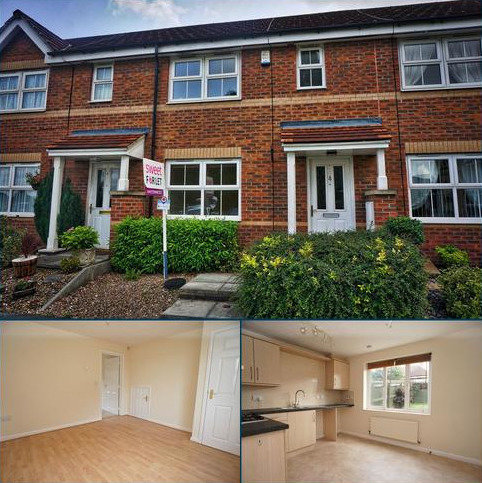 3 bedroom terraced house to rent - Gill Close, Market Weighton