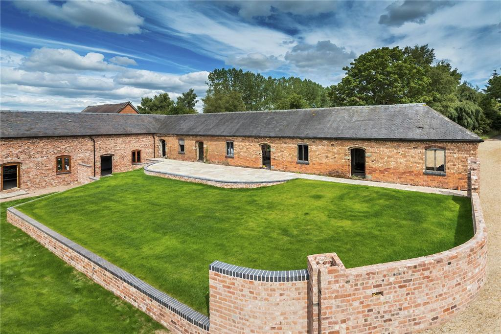4 Bedrooms House for sale in 1, Dodecote Grange, Dodecote Drive, Childs Ercall, Shropshire