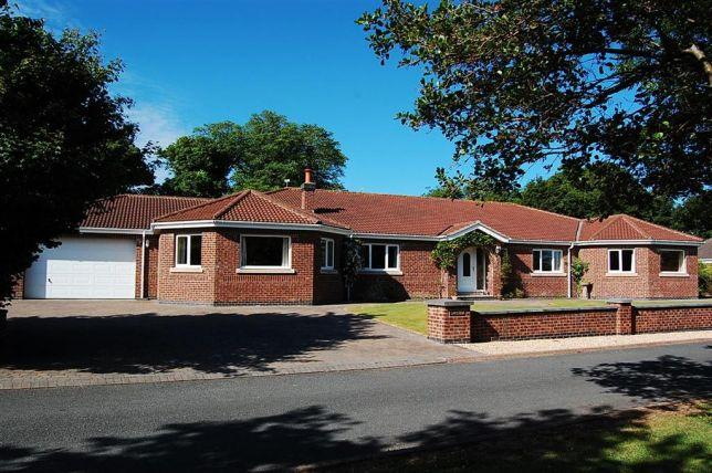 4 Bedrooms Bungalow for sale in Westhill Village, Jurby Road, Ramsey, IM83TD