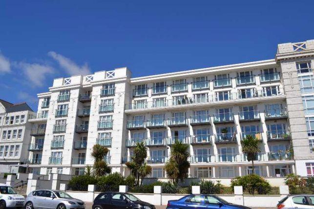 2 Bedrooms Apartment Flat for sale in Spectrum Apartments, Central Promenade, Douglas, IM2 4JL