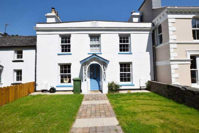 4 Bedrooms Cottage House for sale in Glen Road, Laxey, IM4 7AP