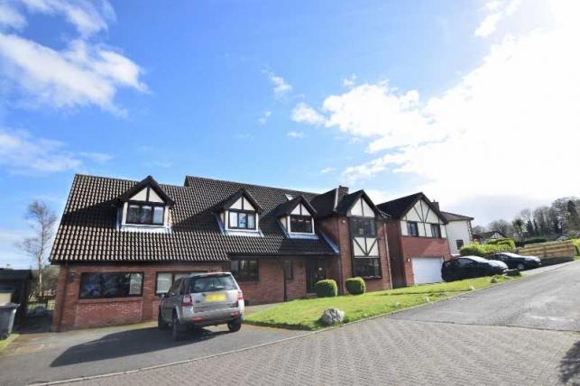 5 Bedrooms House for sale in Farmhill Park, Farmhill, Douglas, IM22EE