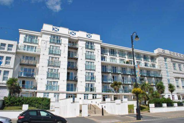1 Bedroom Apartment Flat for sale in Spectrum Apartments, Central Promenade, Douglas, IM2 4LL