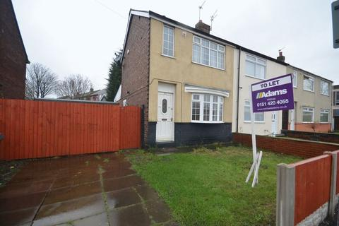 3 bedroom terraced house to rent - Brynn Street, WIDNES