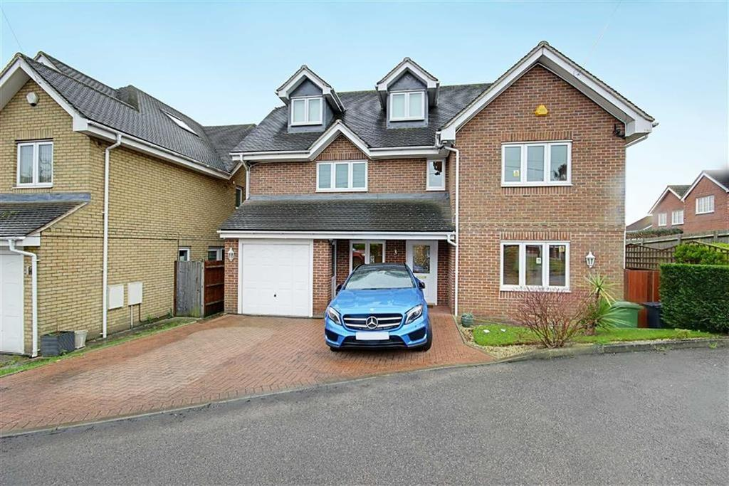 5 Bedrooms Detached House for sale in Friern Close, West Cheshunt, Hertfordshire