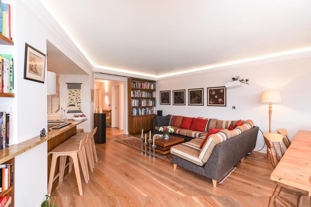 2 Bedrooms Flat for sale in Stevenage Road, Fulham, SW6