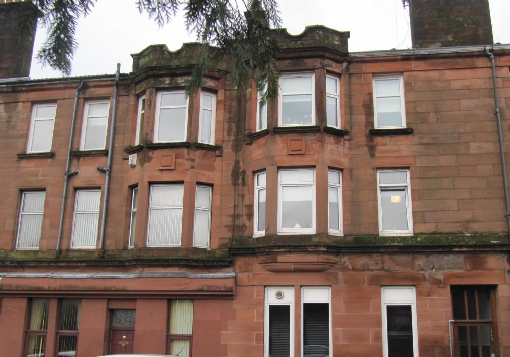 2 Bedrooms Flat for sale in 189 Dumbarton Road, Flat 1/2, Old Kilpatrick