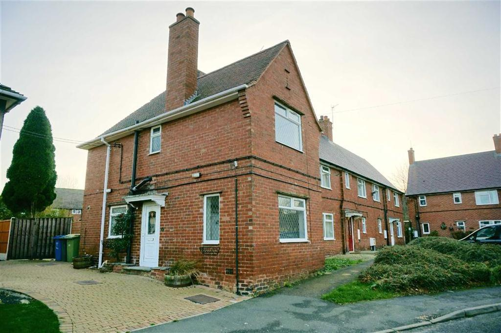 3 Bedrooms End Of Terrace House for sale in Walton Drive, Boythorpe, Chesterfield, S40