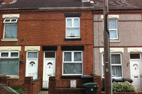 2 bedroom terraced house to rent - St Michaels Road, Coventry