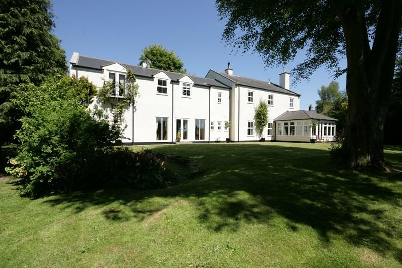 6 Bedrooms Detached House for sale in Whalton, Morpeth, Northumberland