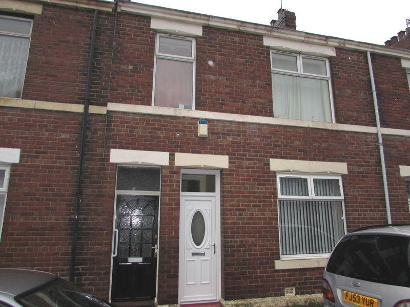 2 Bedrooms Ground Flat for sale in Breamish Street, Jarrow - Two Bedroom Ground Floor Flat