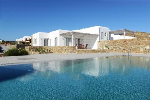 3 bedroom semi-detached house  - Villa Elia Sea Breeze, Elia, Mykonos Island
