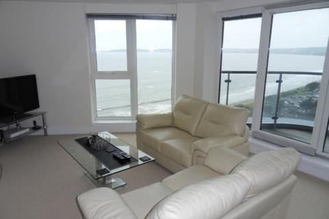 2 bedroom apartment to rent - Meridian Tower, Trawler Road, Swansea. SA1 1JW
