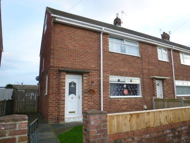2 Bedrooms Terraced House for sale in RIDLINGTON WAY, KING OSWY, HARTLEPOOL