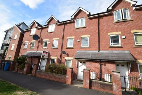 4 bedroom terraced house to rent - Bold Street Hulme, Manchester M15 5QH