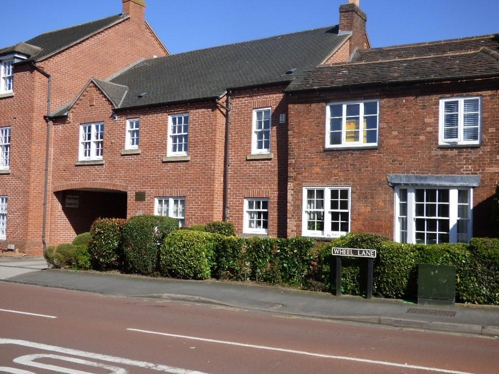 2 Bedrooms Apartment Flat for sale in Brewhouse Court, Lichfield