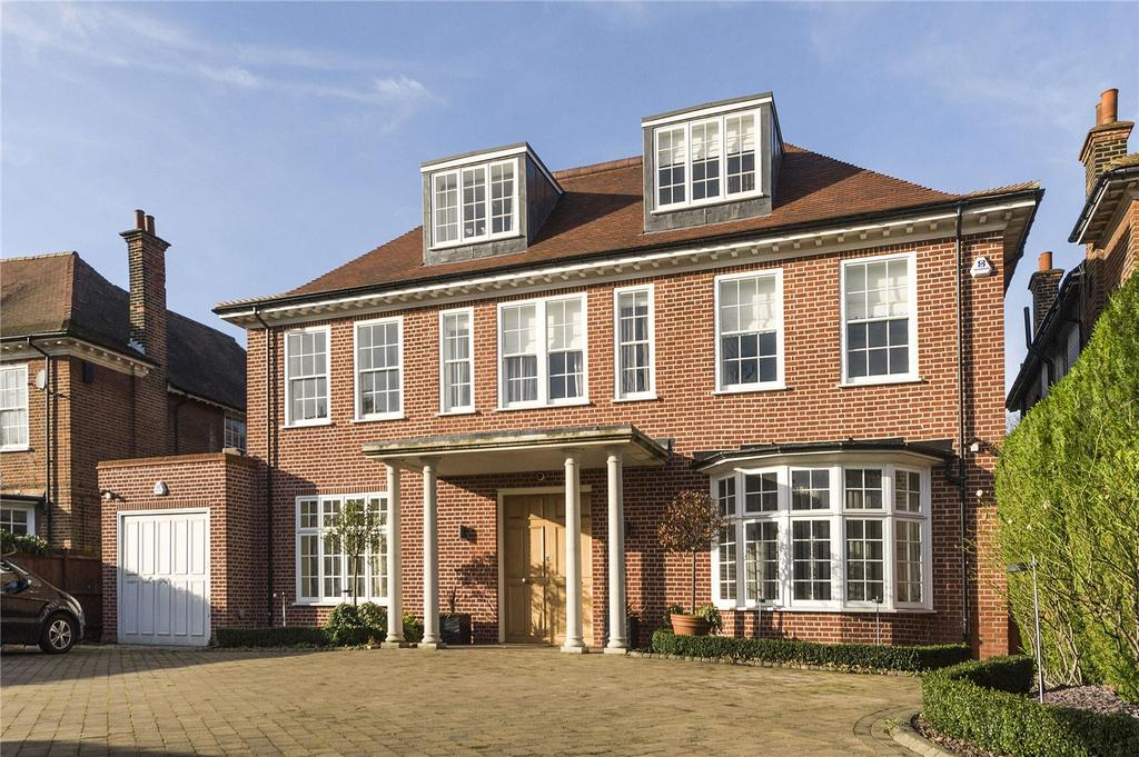 7 Bedrooms Detached House for sale in The Bishops Avenue, Hampstead Garden Suburb, London, N2