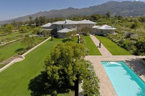 8 bedroom house  - Tseringma, Franschhoek, Western Cape, South Africa