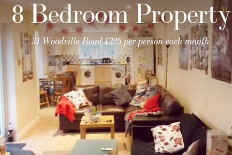 8 bedroom house to rent - 31 Woodville Road
