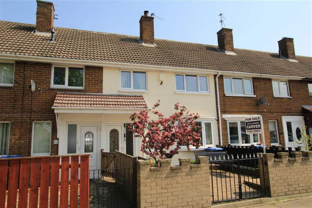 2 Bedrooms Terraced House for sale in Silkin Way, Newton Aycliffe, County Durham