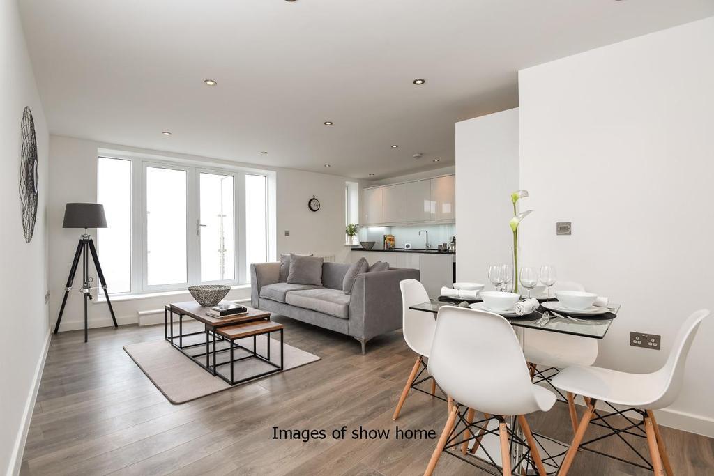 Studio Flat for sale in East Dulwich Road, East Dulwich, SE22