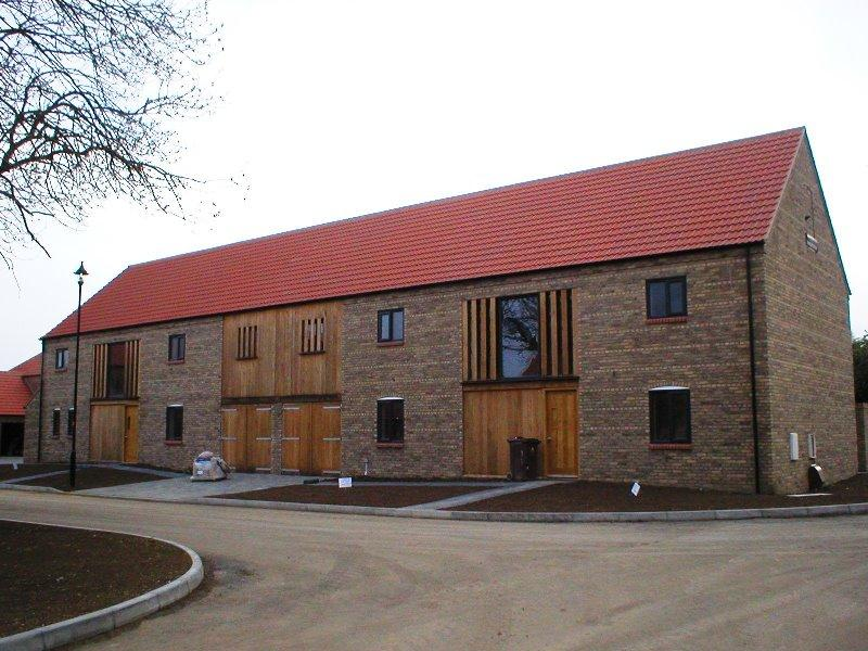 4 Bedrooms Semi Detached House for sale in Manor Farm, Church Lane, Bradley DN37