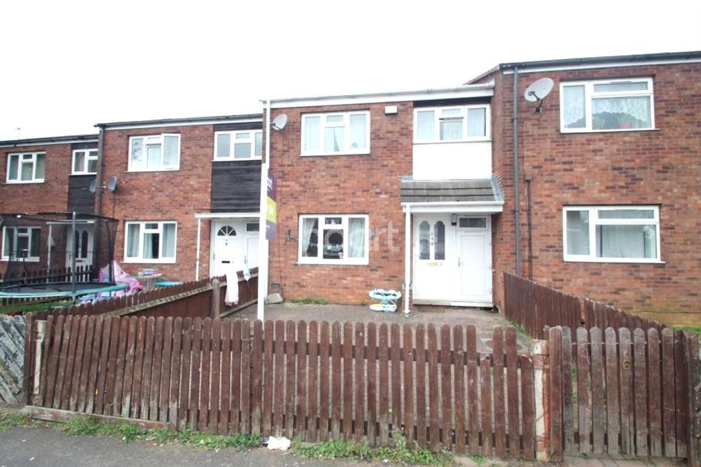 3 Bedrooms Terraced House for sale in Shaw Road, Grantham
