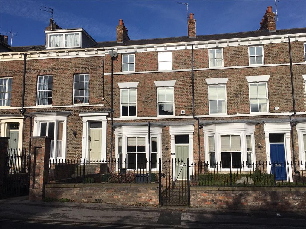 4 Bedrooms Terraced House for sale in Holgate Road, York, North Yorkshire, YO24